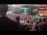 Выступление Depeche Mode в Москве
